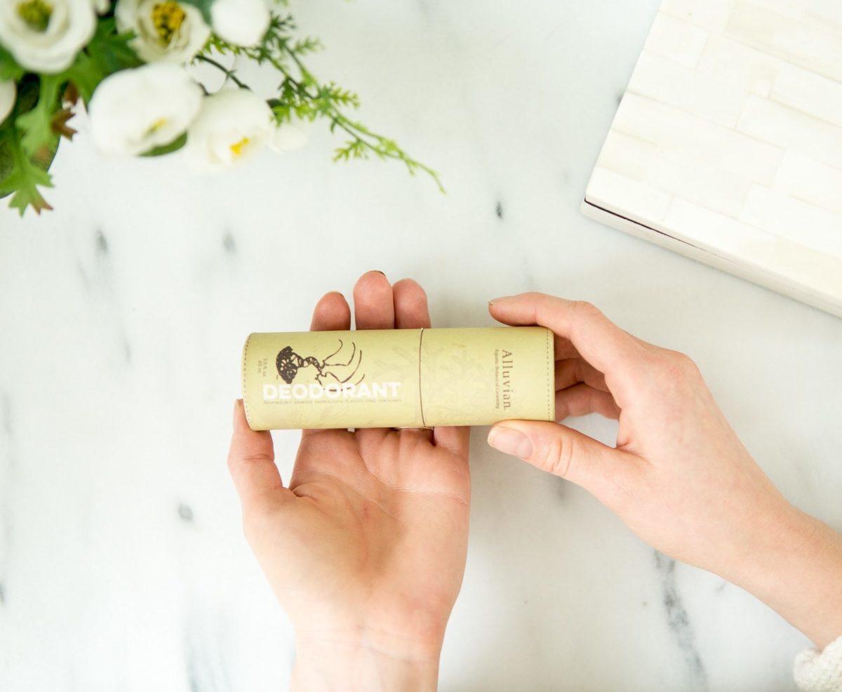 alluvian deodorant