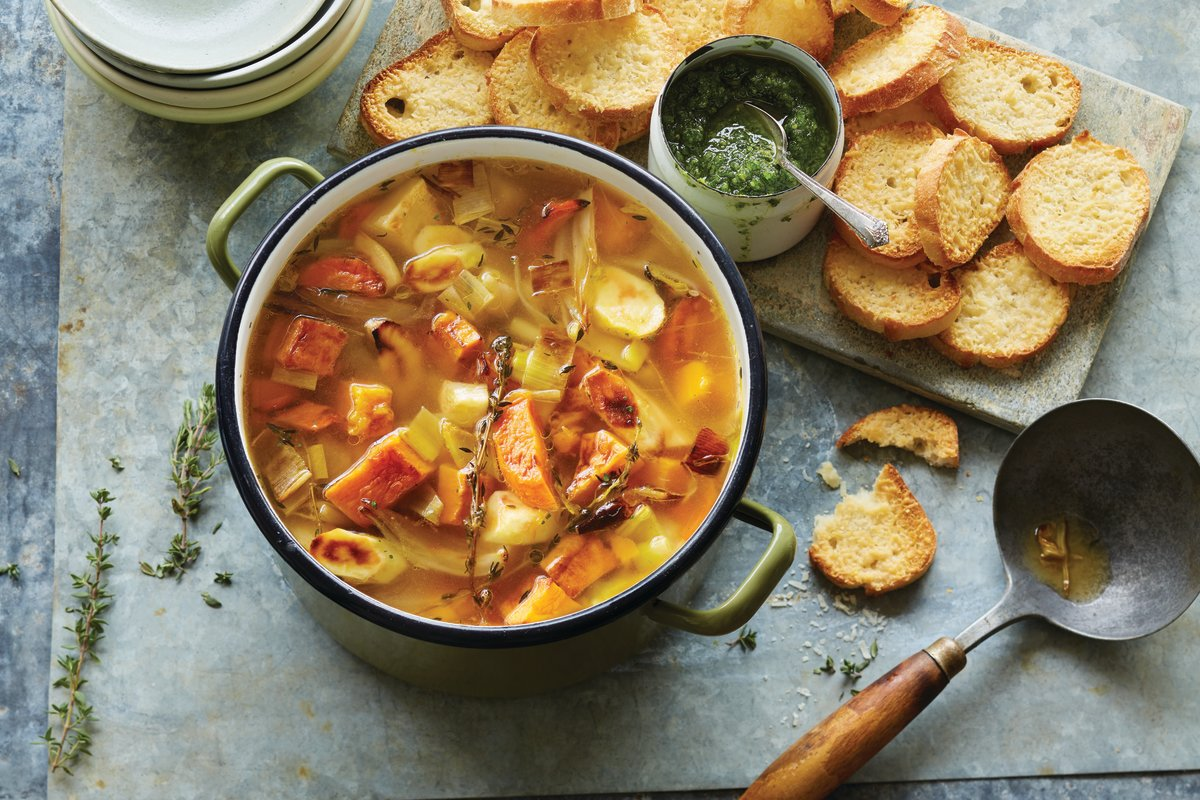 You Need to Eat Way More Soup (Plus: Recipes Perfect for Sharing)