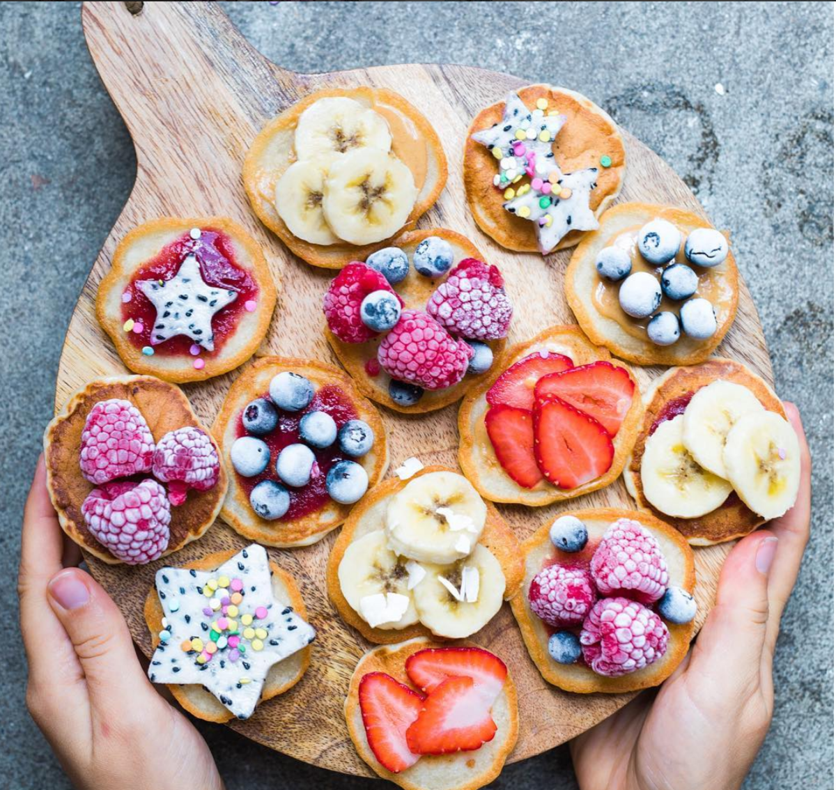 15 instagrammers for the best drool worthy rainbow and unicorn recipes ig accounts for healthy recipes image via anettvelsberginstagram forumfinder Gallery