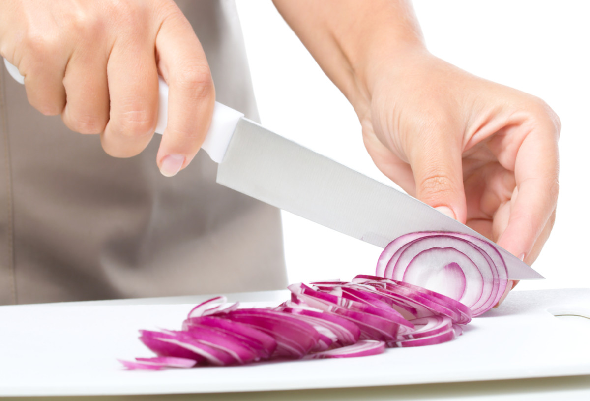 Don't Be a Cry Baby: Scientists Use Ionizing Radiation to Invent a Tear-Less Onion
