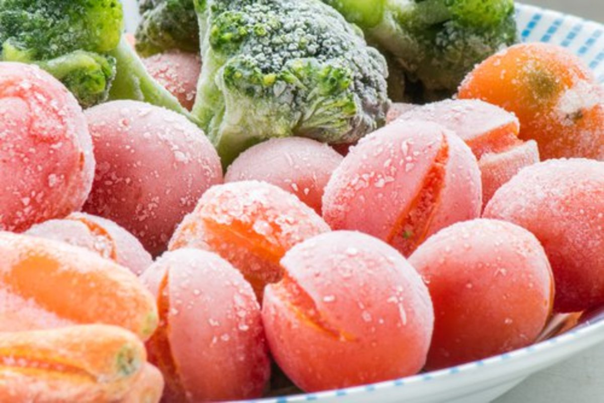How to Preserve Fresh Fruits and Vegetables