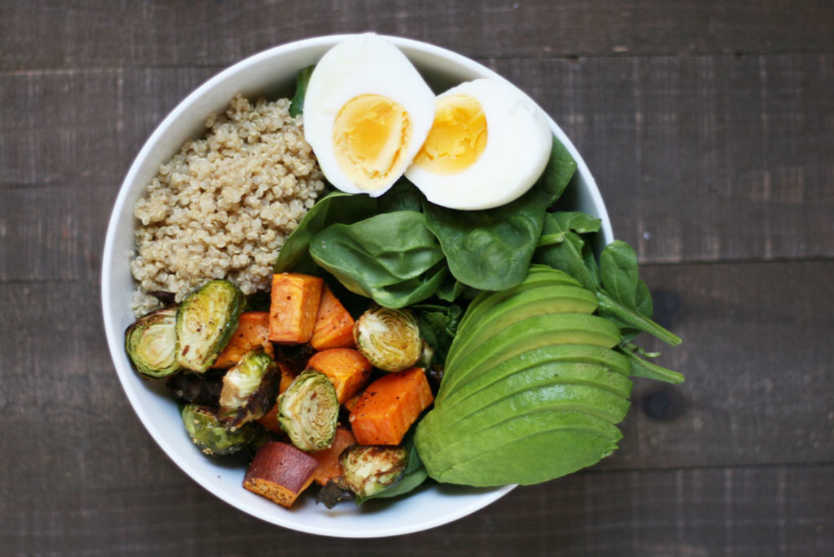 How To Eat Healthy for $45 A Week