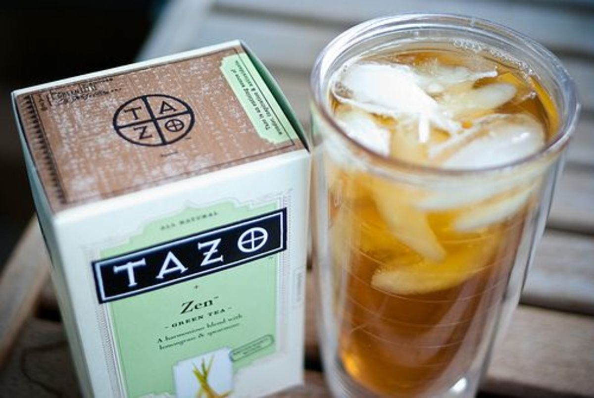 healthy iced tea