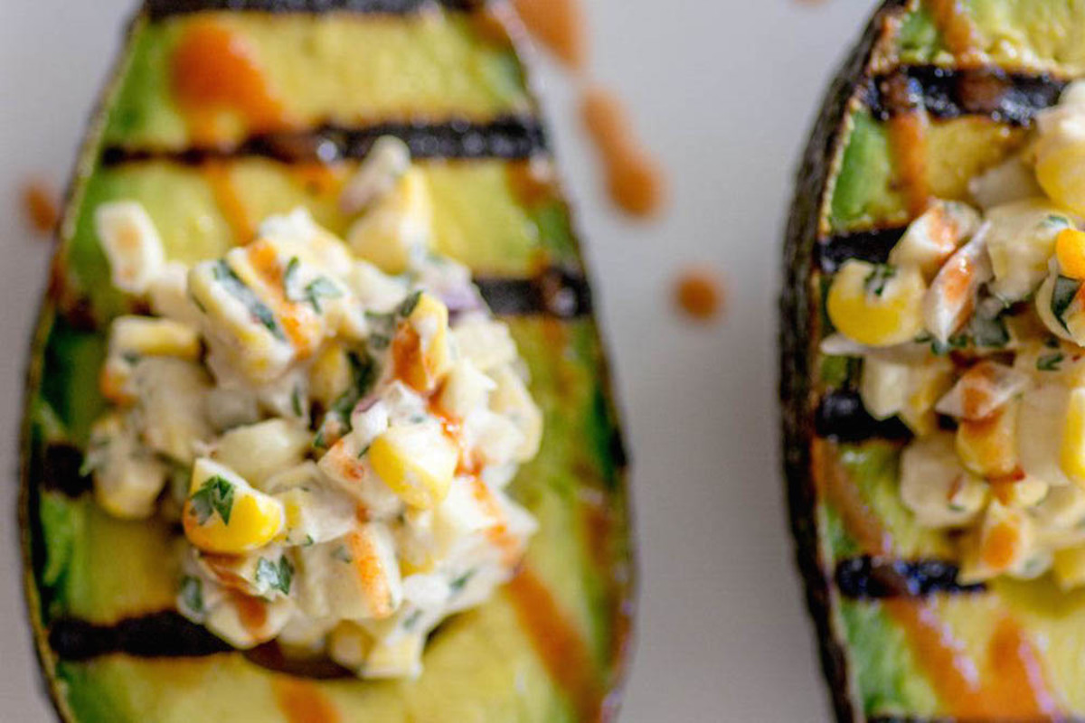 avocado recipes: avocado boats