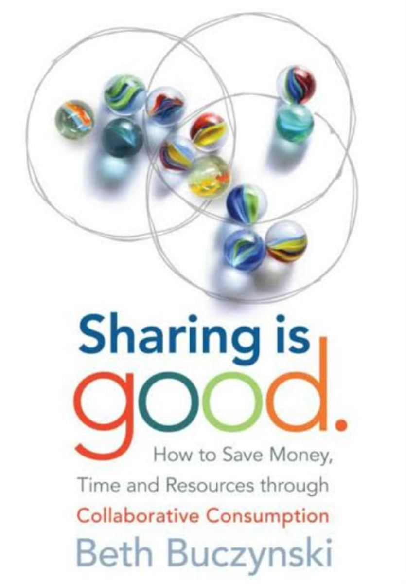 sharing is good photo
