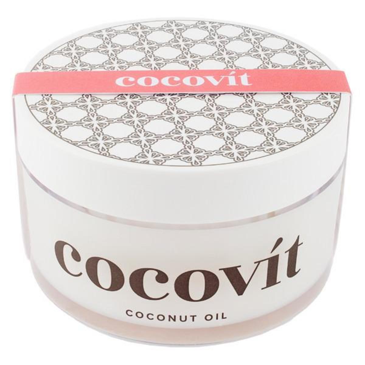 Cocovit Organic Coconut Oil
