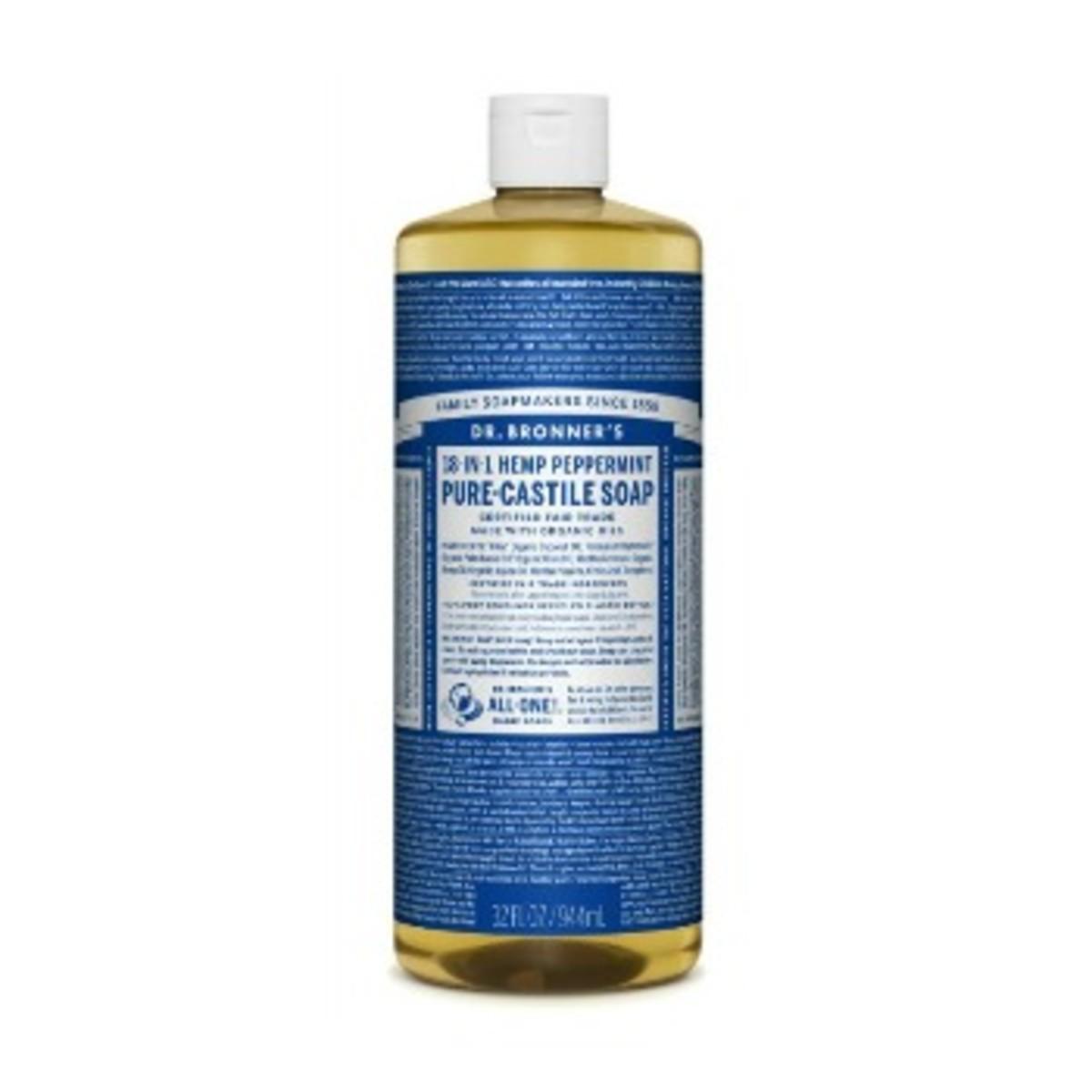 Dr. Bronner's Pure Castile Soap