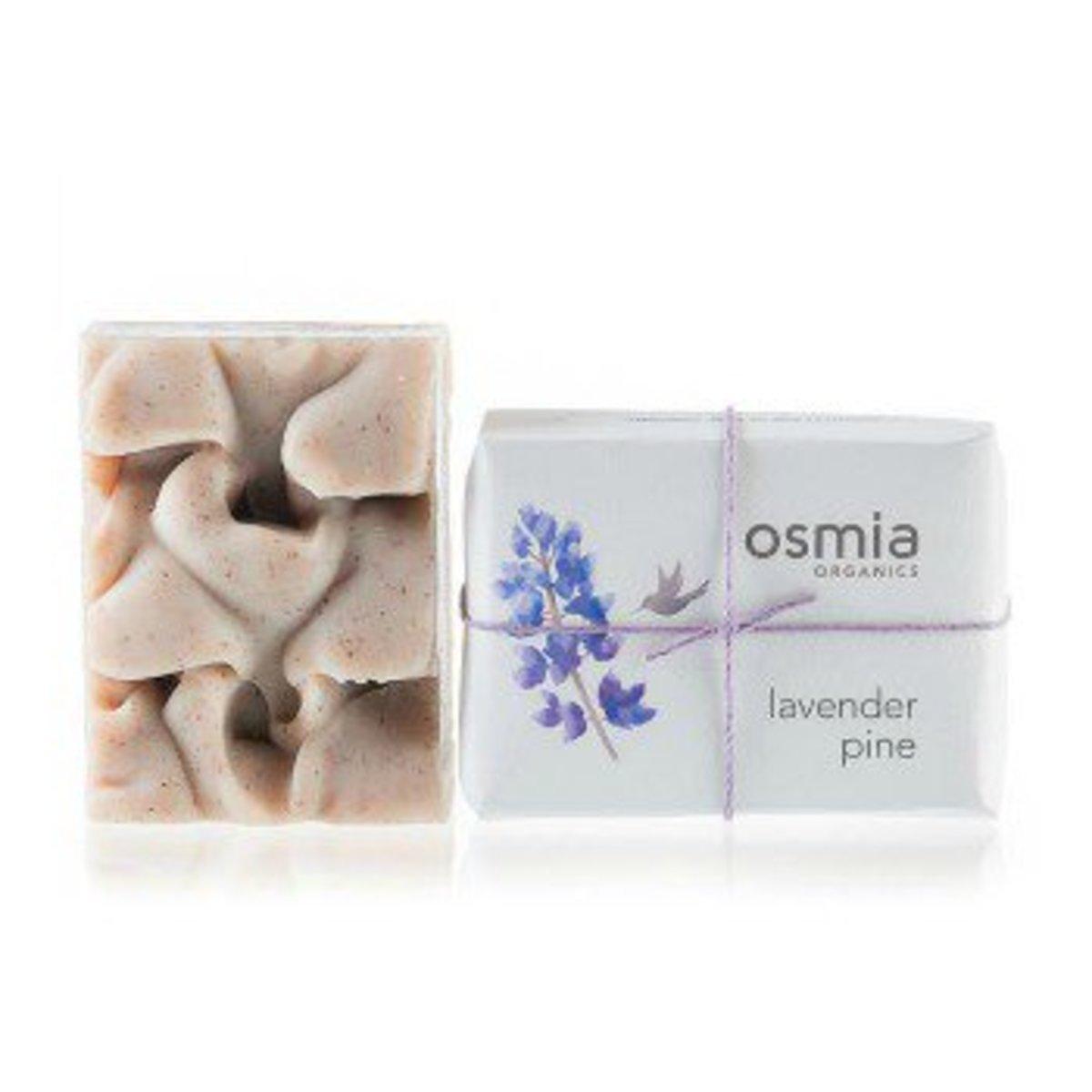 Osmia Organics bar soaps