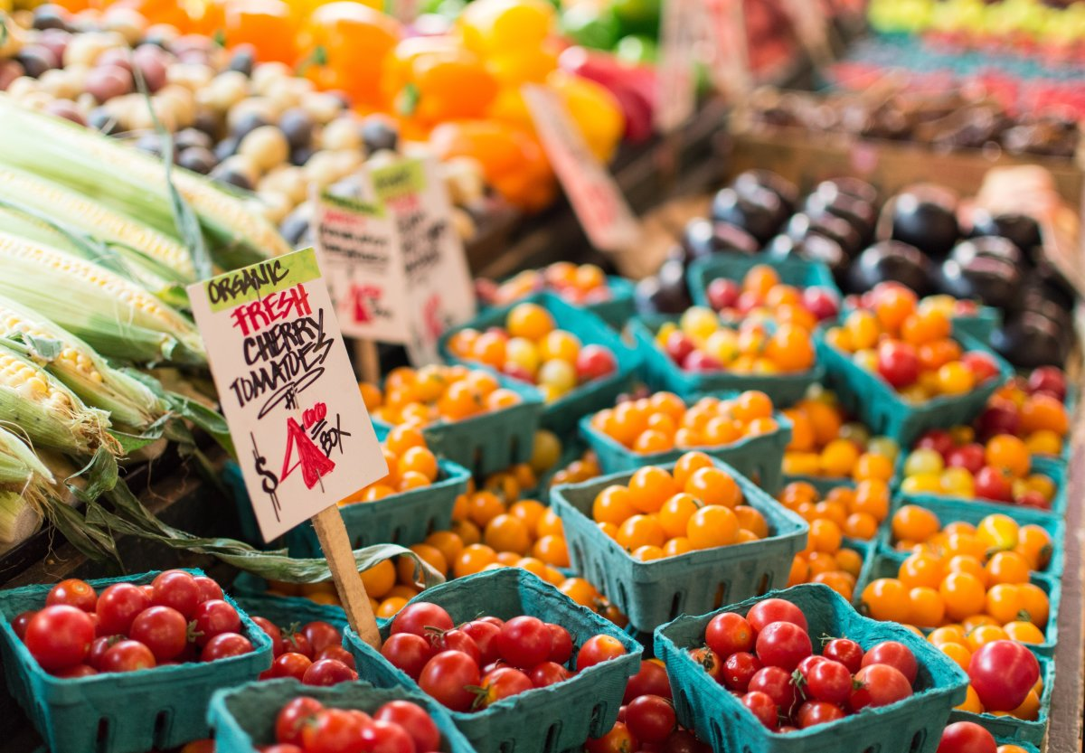 New Research Examines the Way We Shop for Organic Food