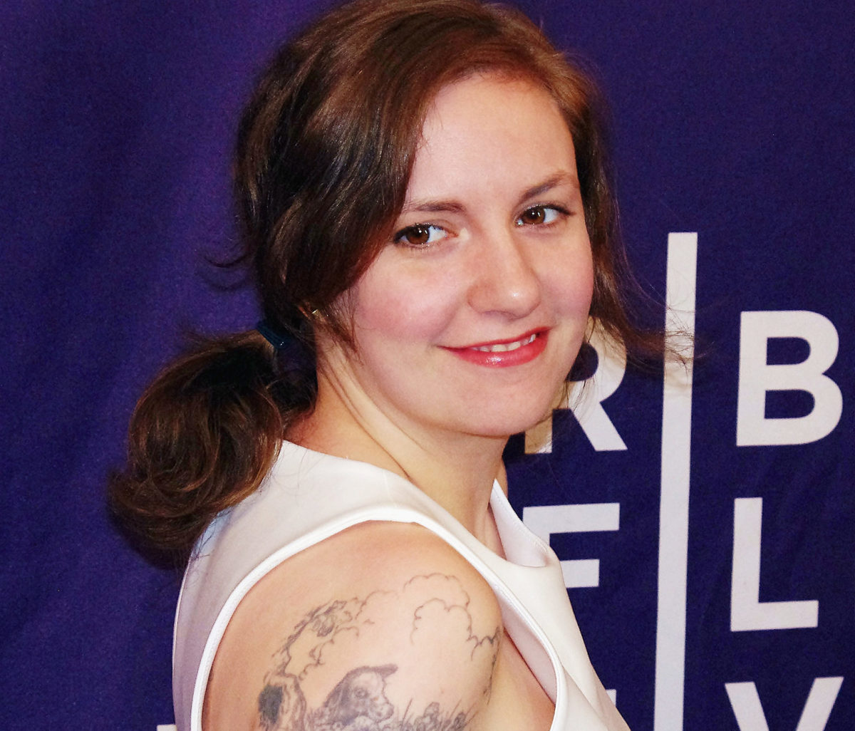 No, Complimenting Lena Dunham's Body Doesn't Make You 'Nice'
