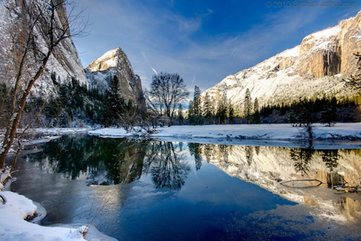yosemite california