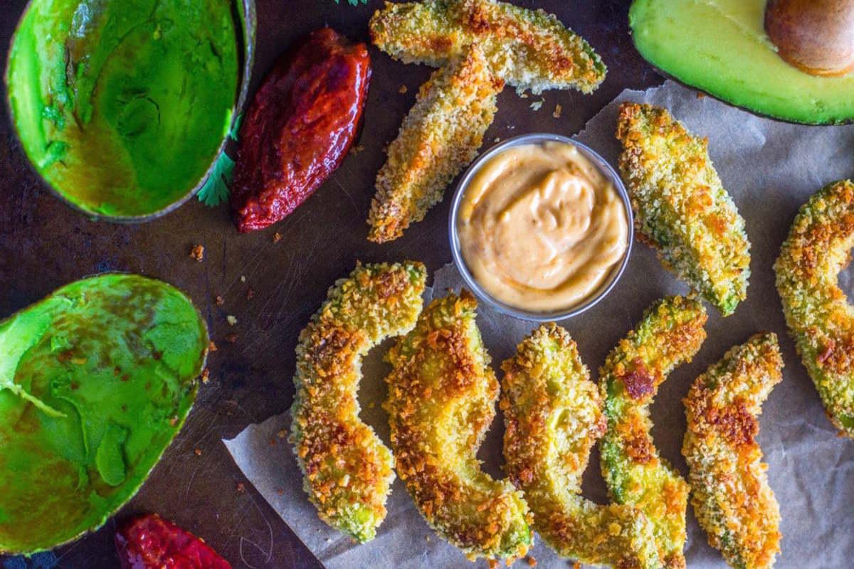 avocado recipes: avocado fries