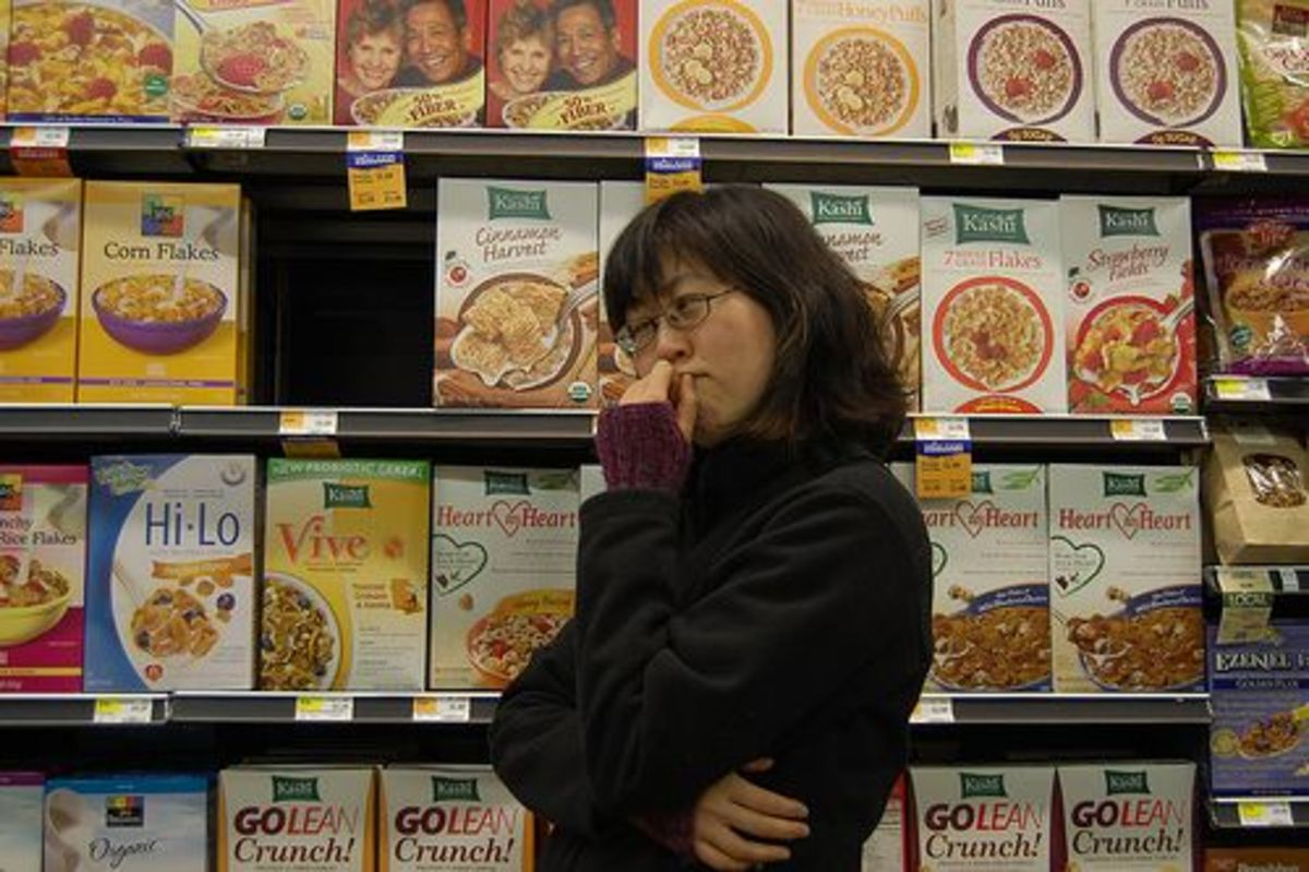 GMOs in the cereal aisle?