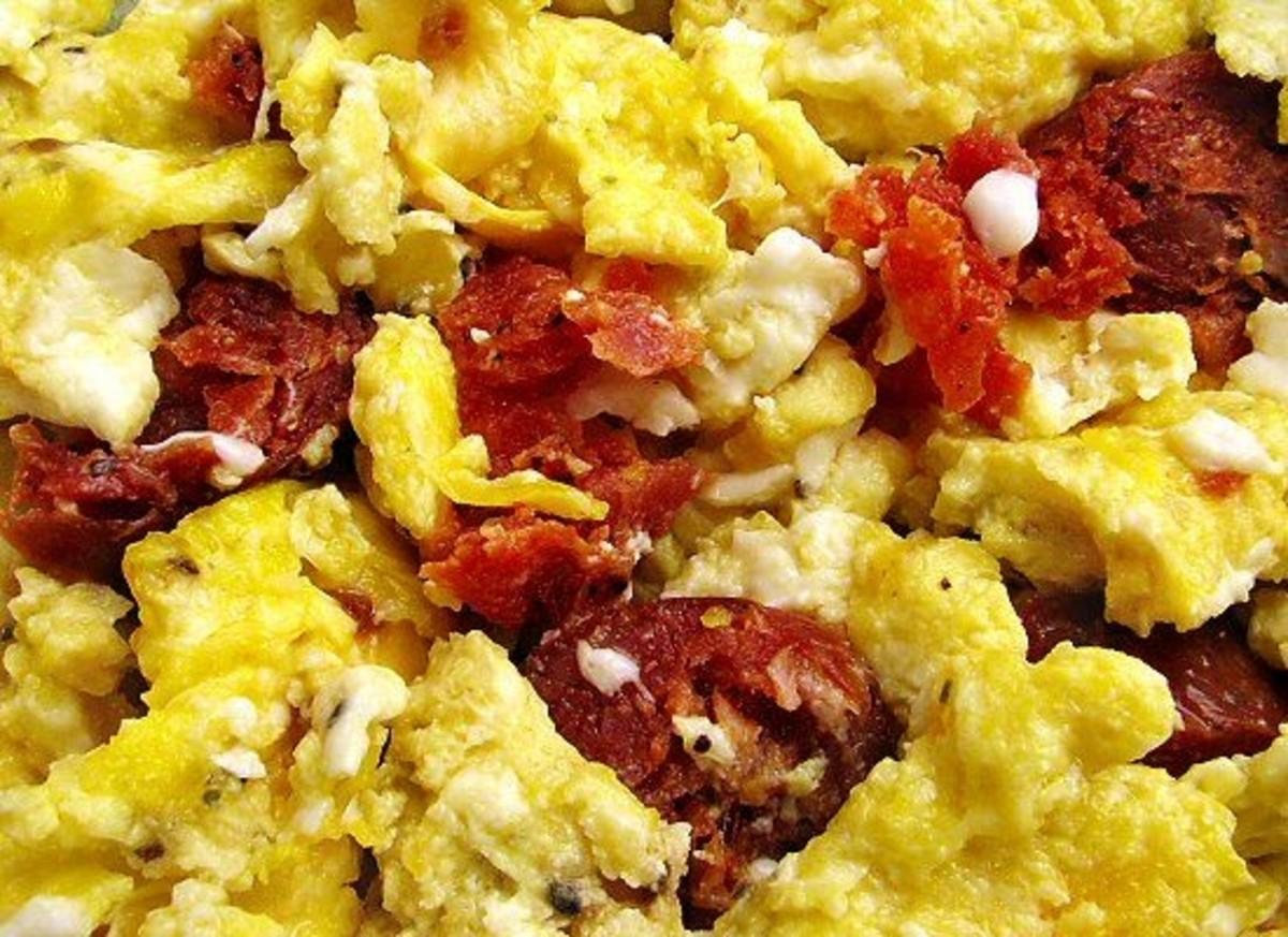 eggswsausage