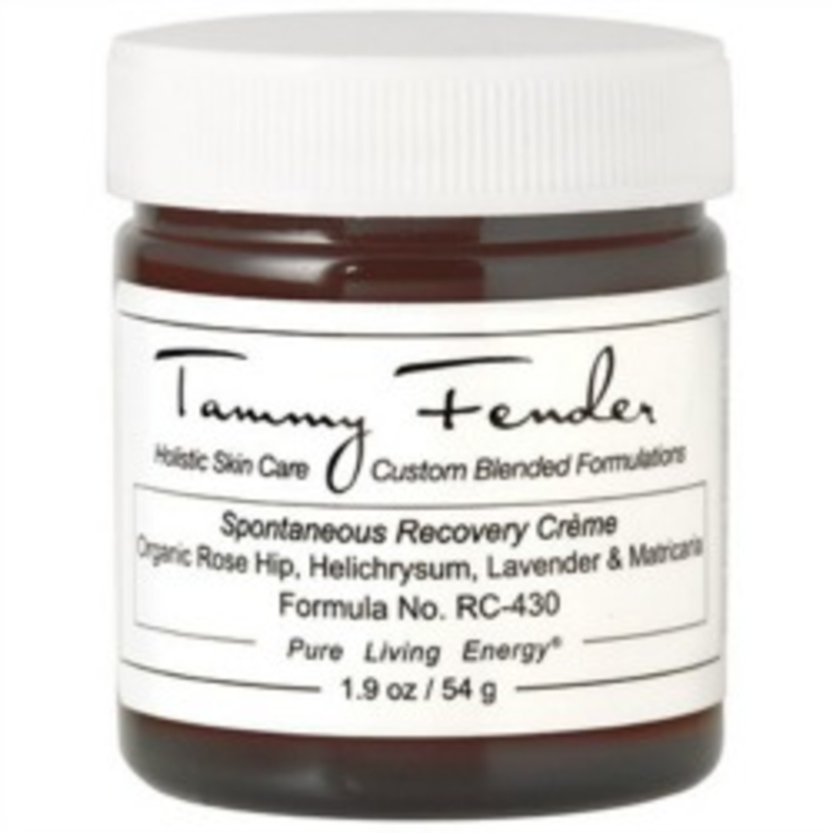 Sensitive Skin Tammy Fender Spontaneous Recovery Crème