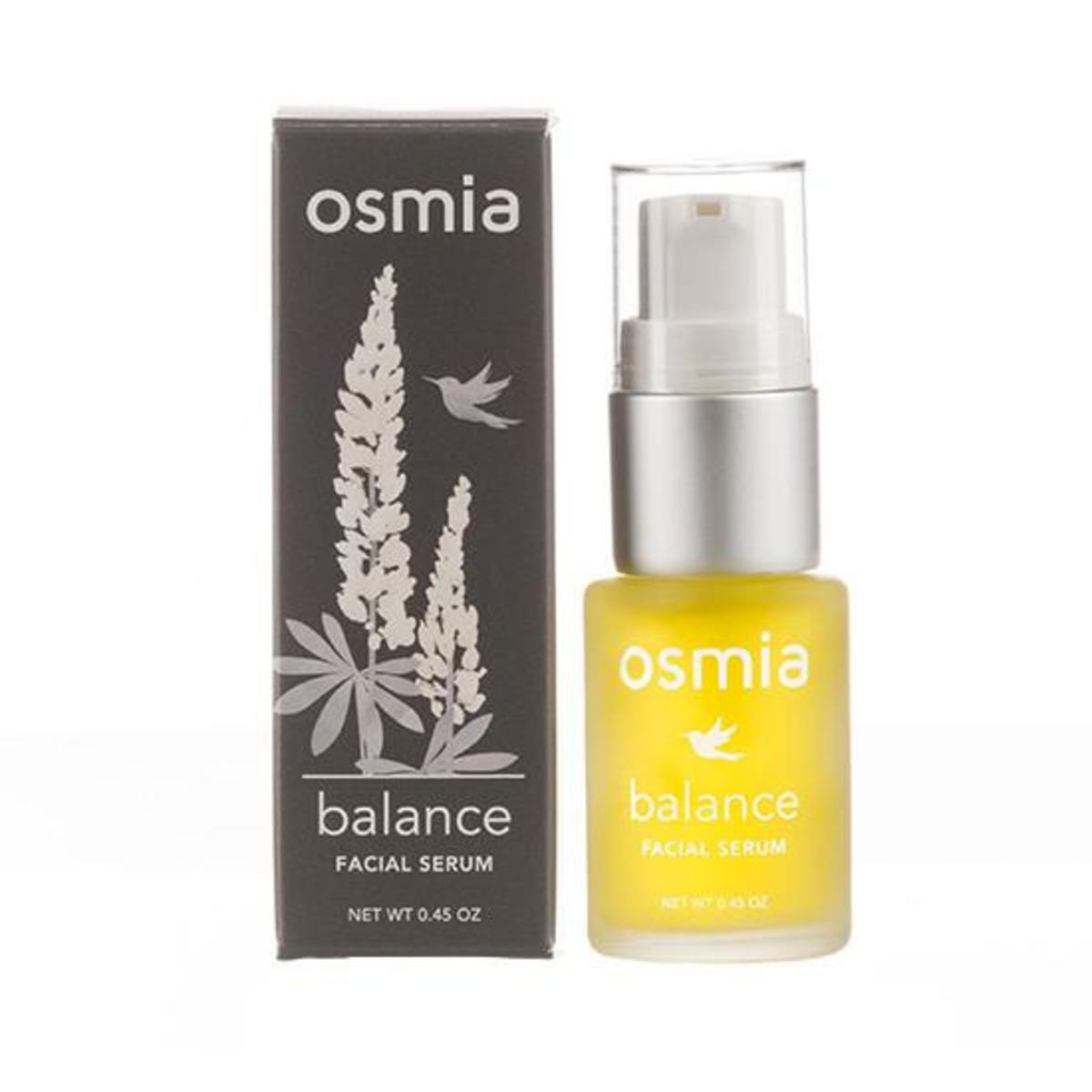 Osmia Organics Balance Facial Serum