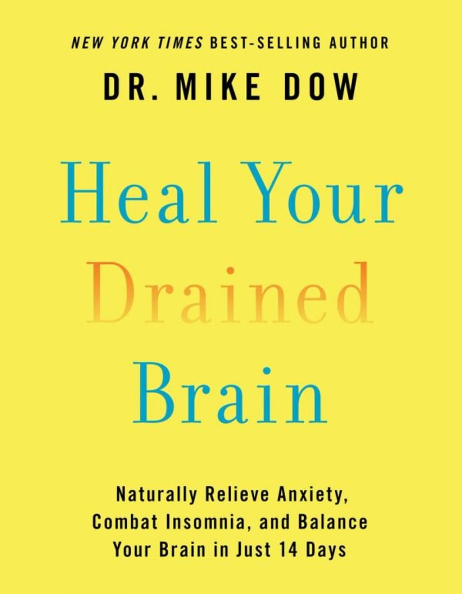 Heal Your Drained Brain book