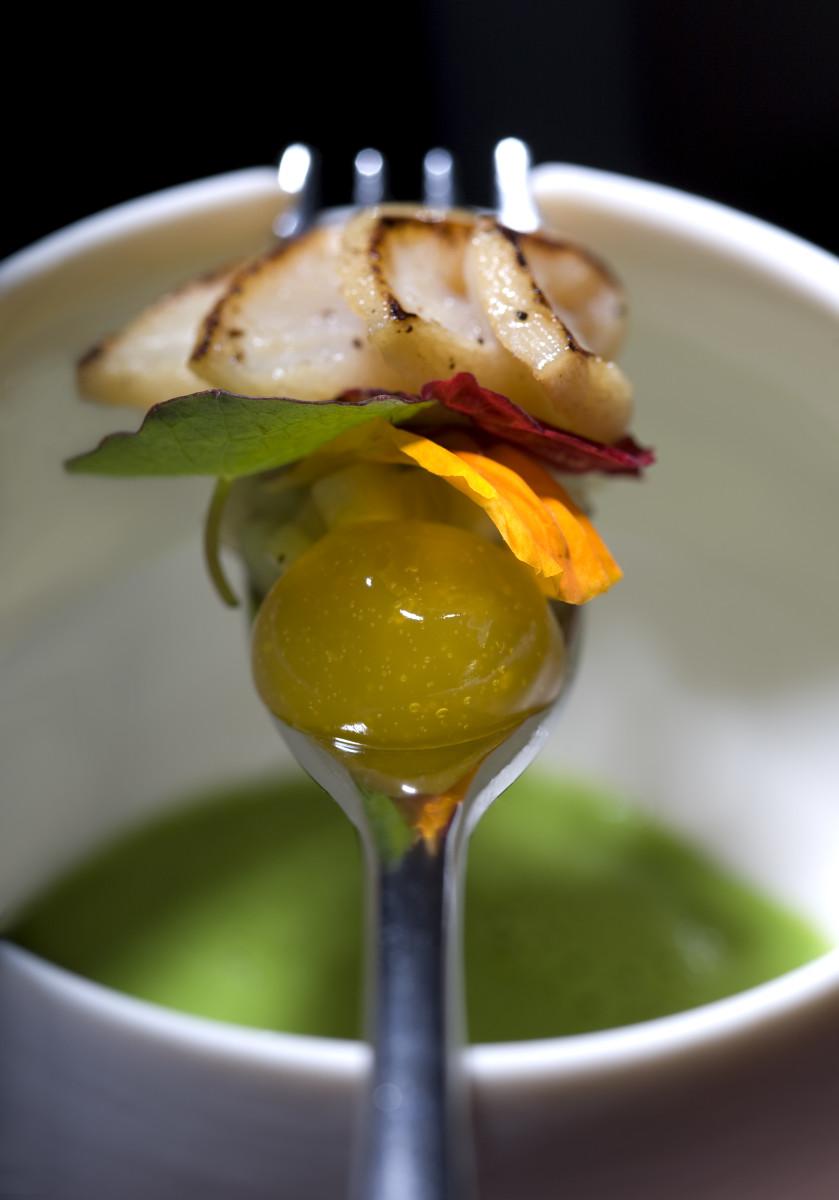 grant achatz fish dish