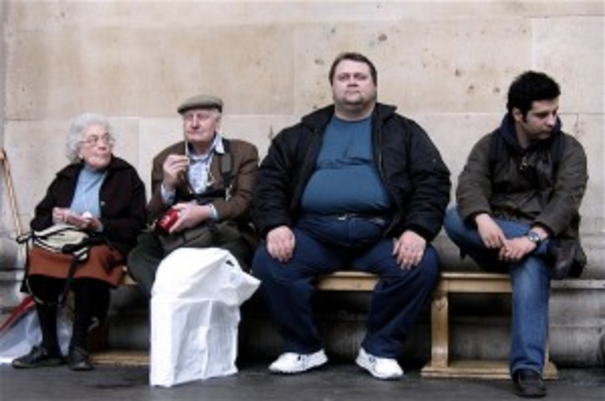 Obesity is affecting two-thirds of the British population