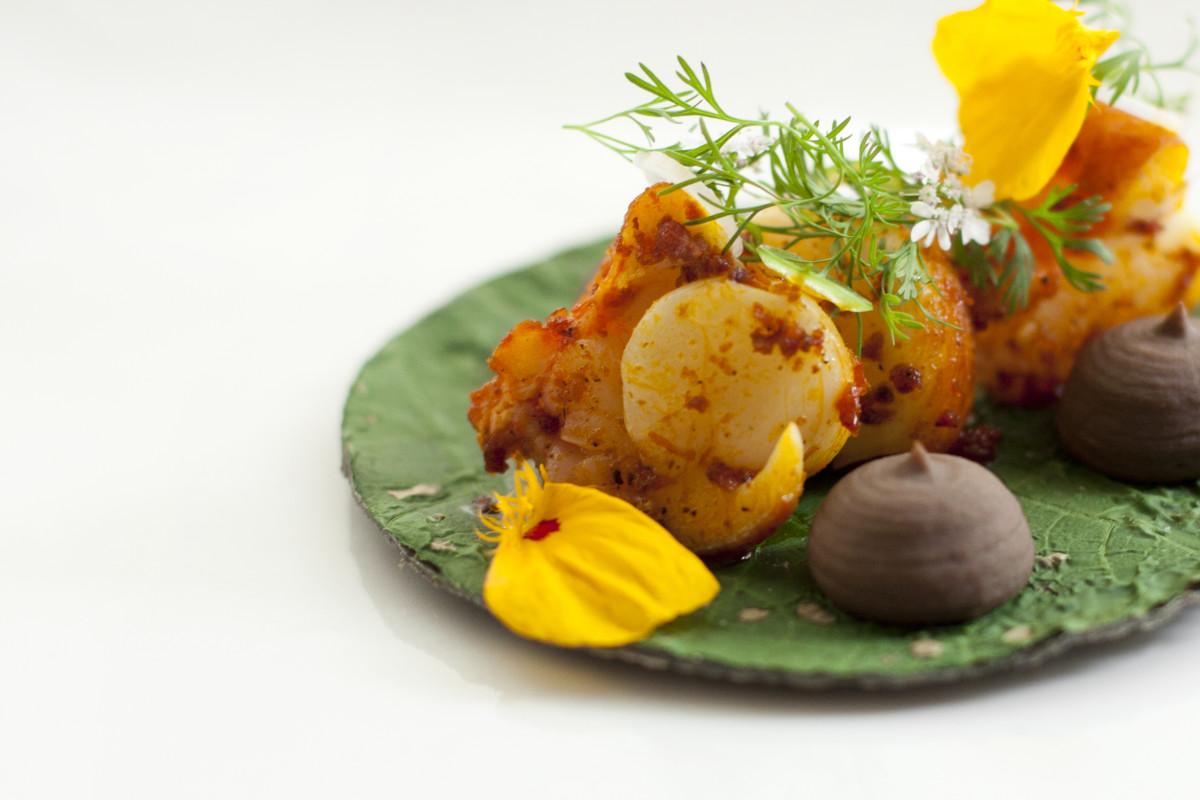 enrique olver fish dish