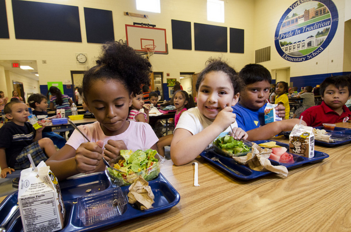 California Is Making It Easier for Public Schools to Offer Vegan Lunch
