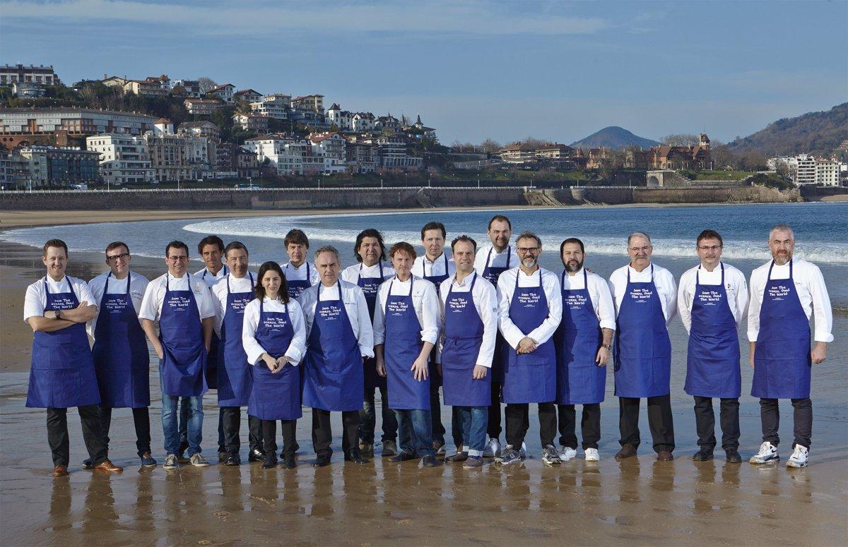 oceana chefs