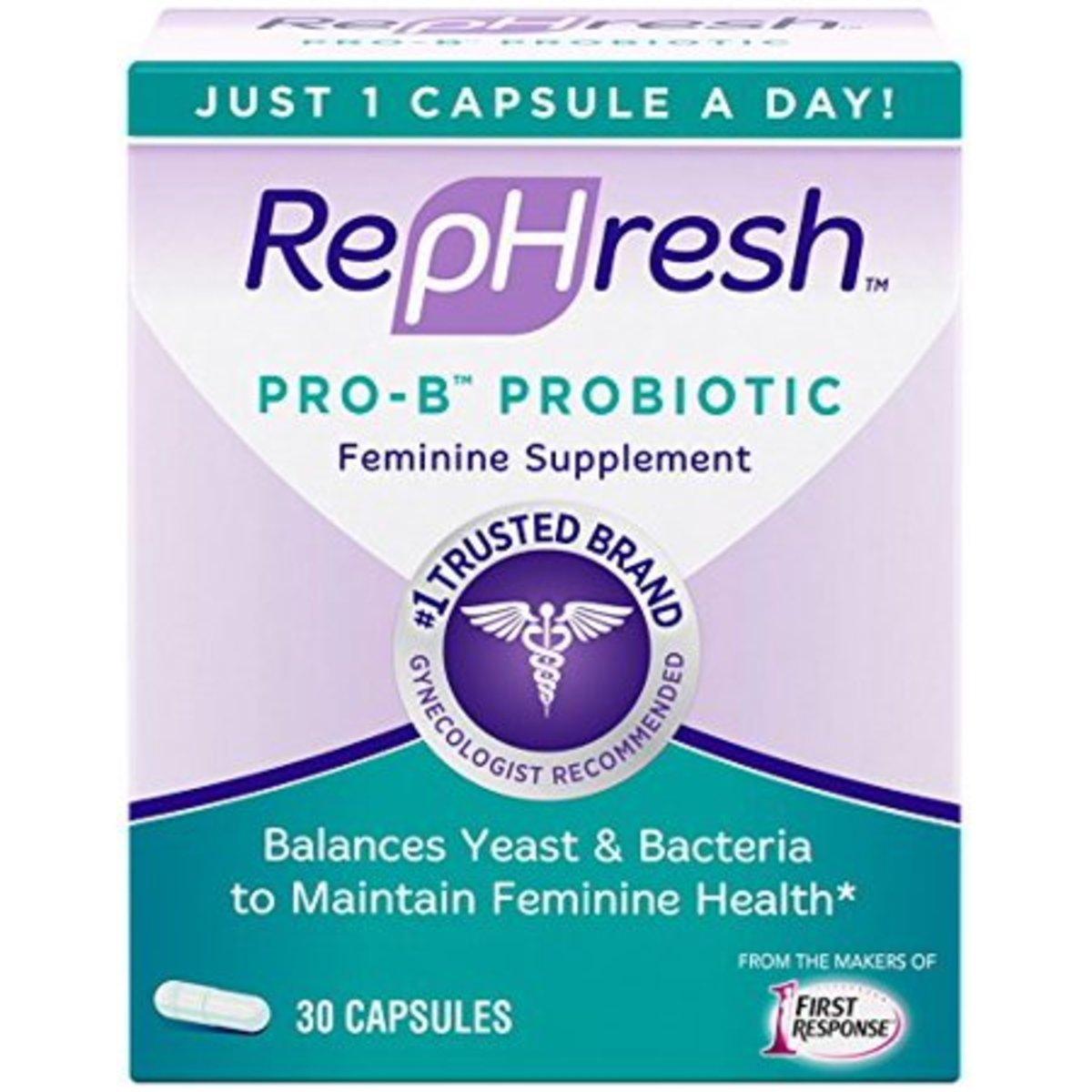 How to Balance Vaginal Flora With Probiotics - Organic Authority