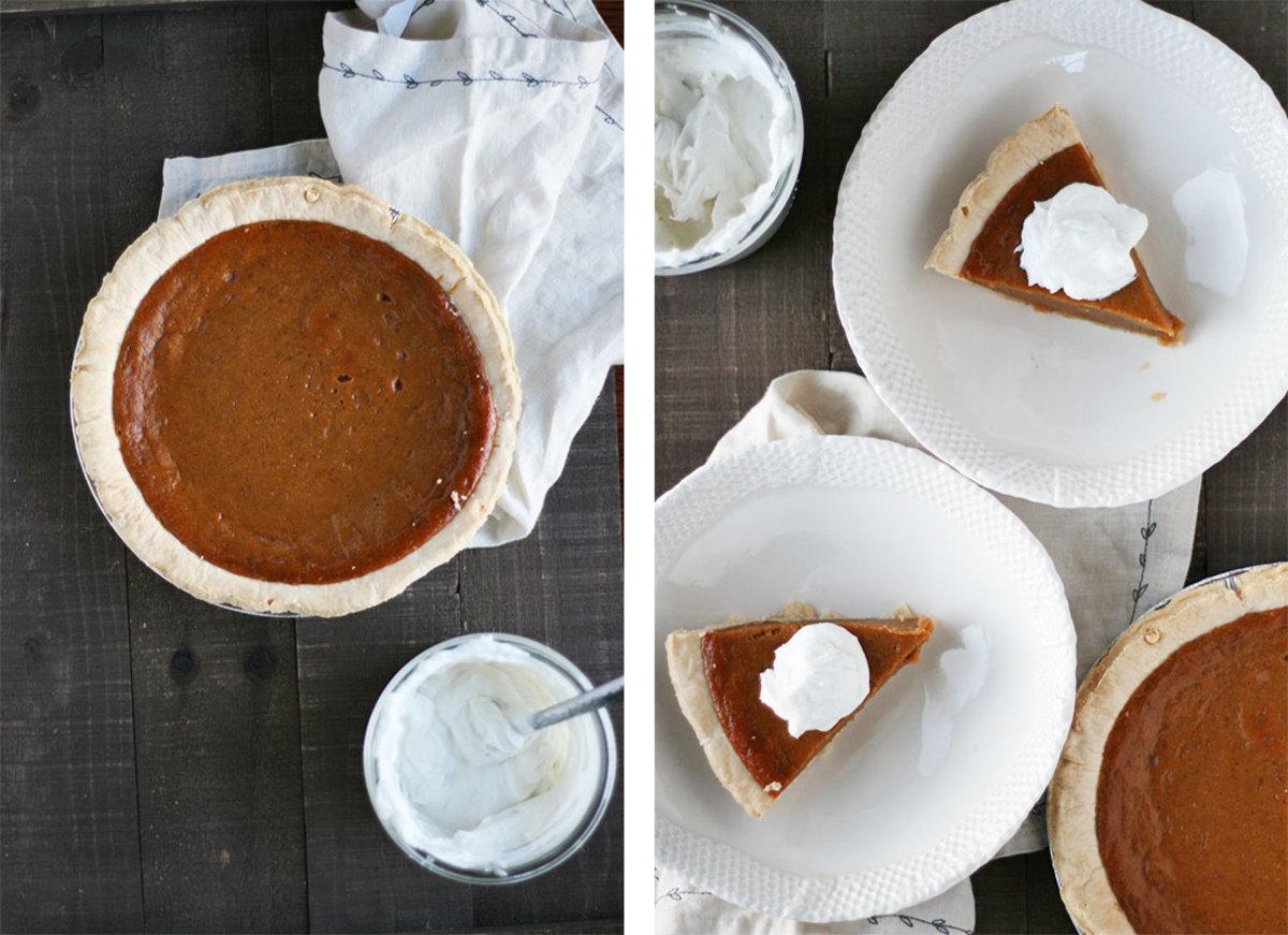 paleo pumpkin pie