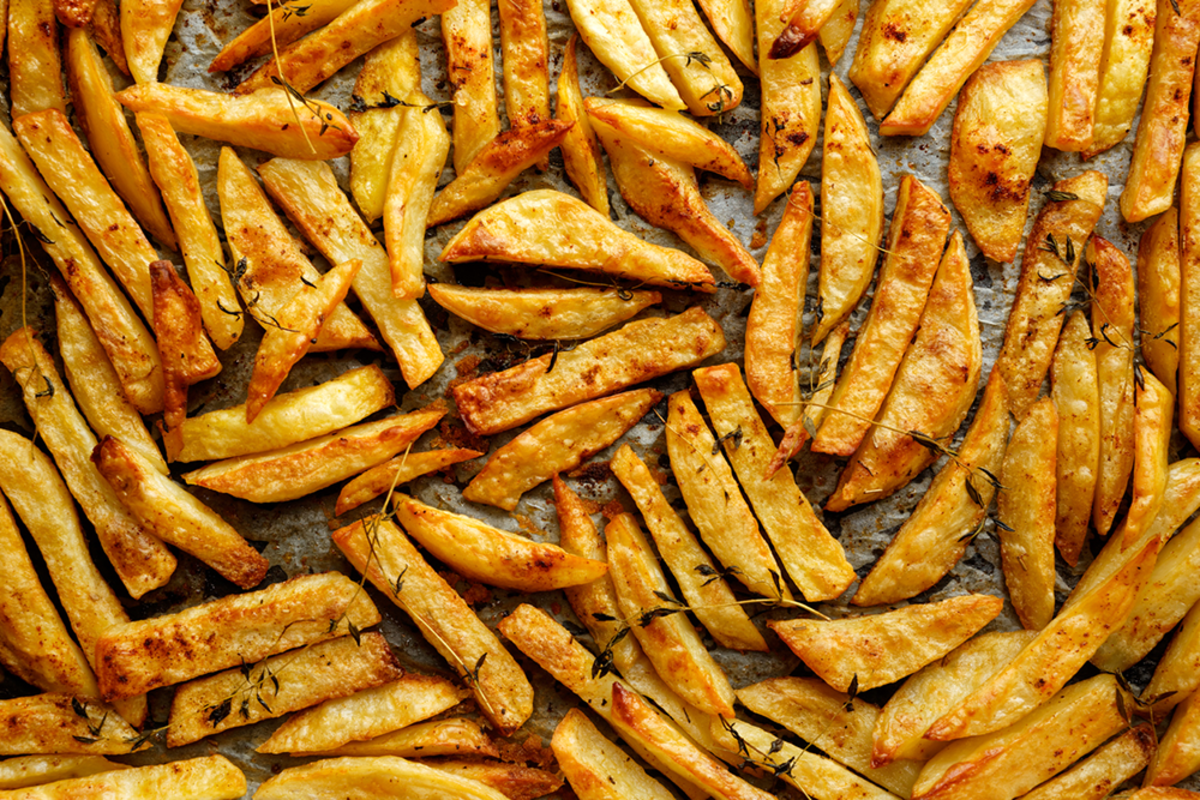 How To Make French Fries In The Oven