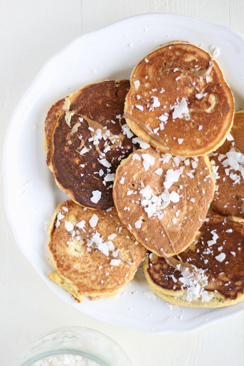 paleo gluten free pancakes