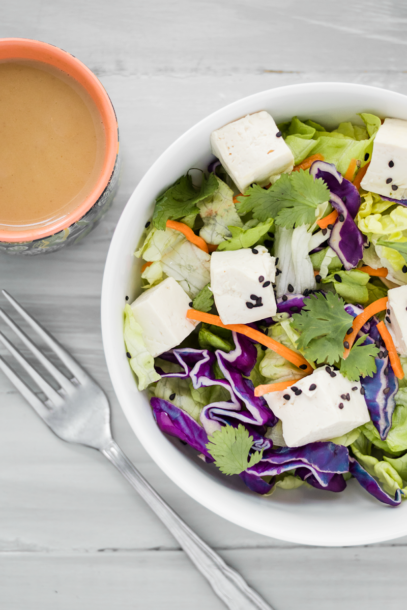 Vegan Thai Salad
