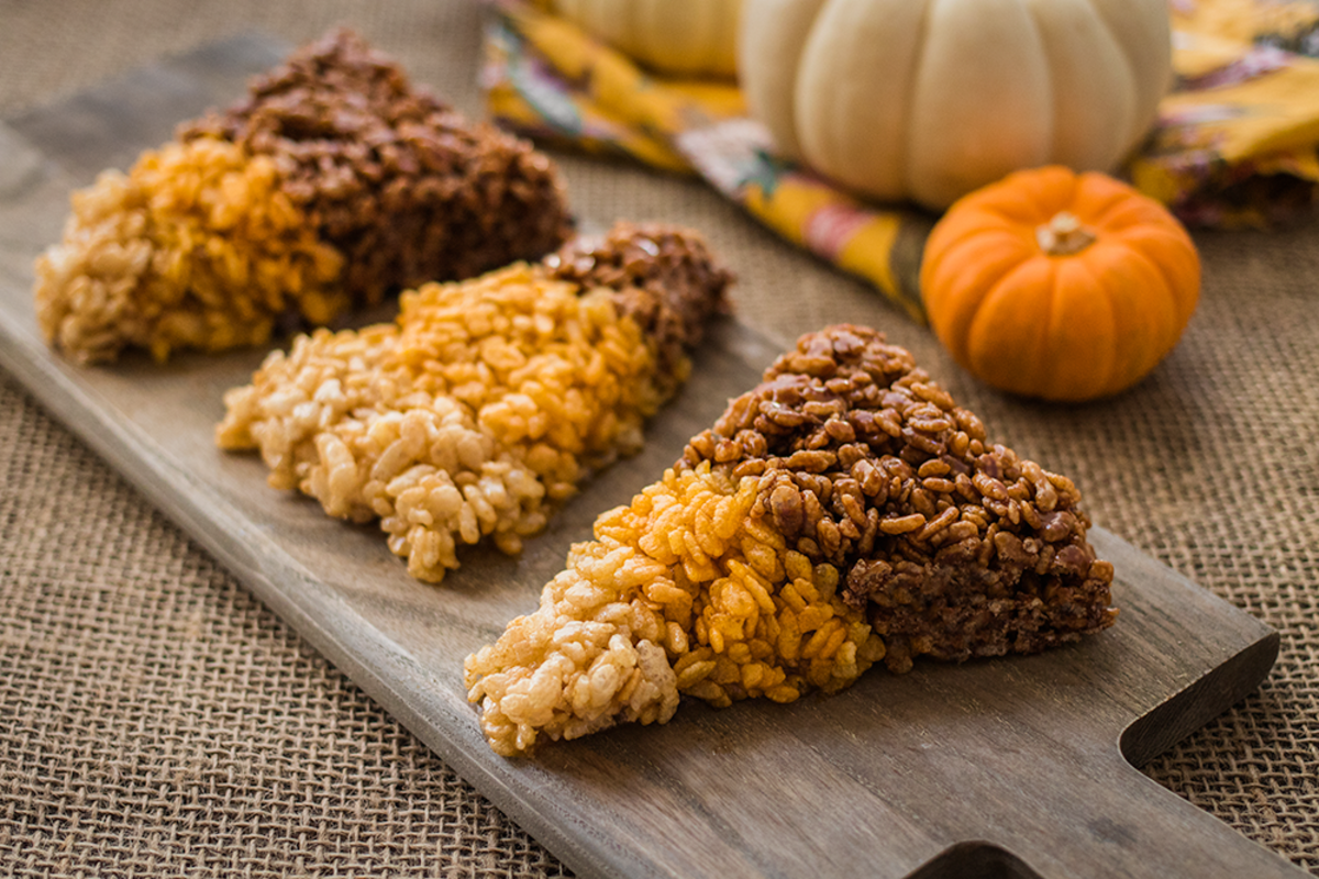 Vegan Rice Crispy Treats Recipe for Halloween