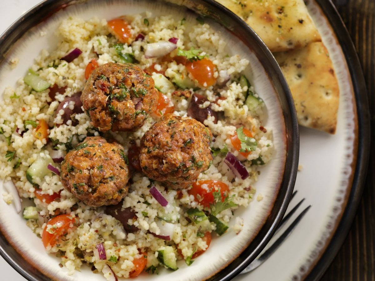 Vegan Meatballs Recipe