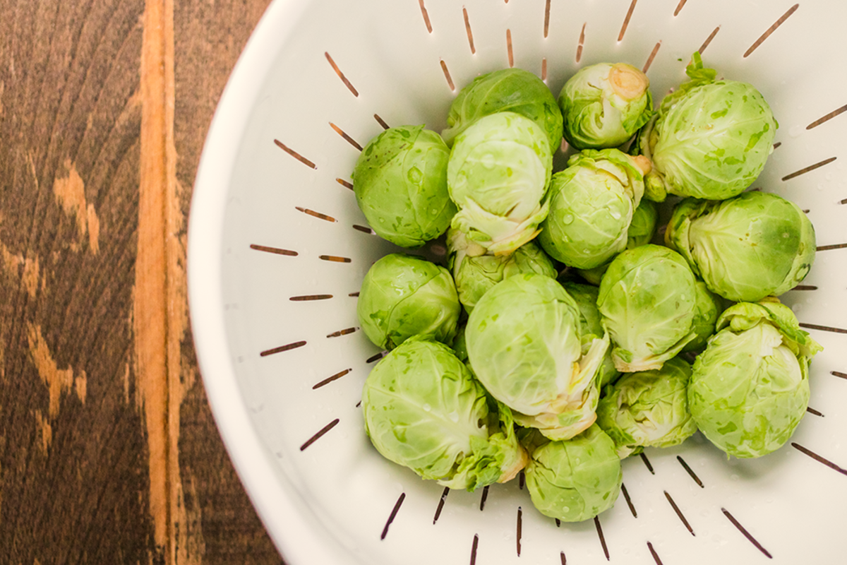 How To Clean Brussels Sprouts