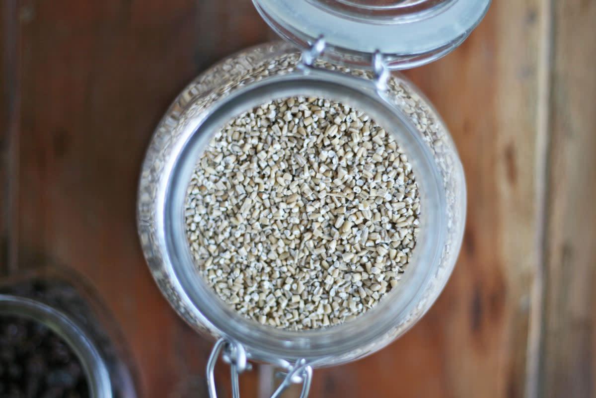 vegan overnight oats