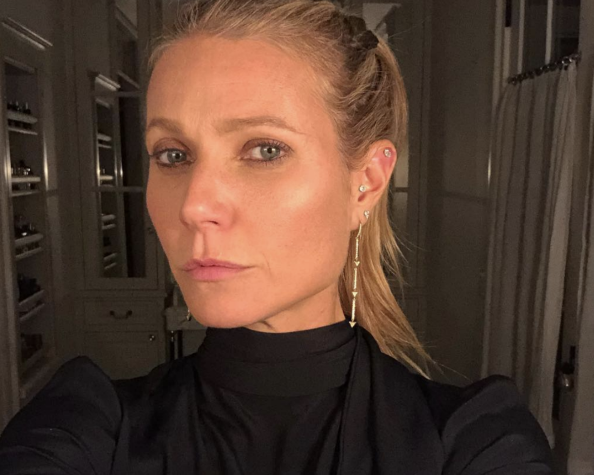 Gwyneth Paltrow Wants to Rebrand Menopause