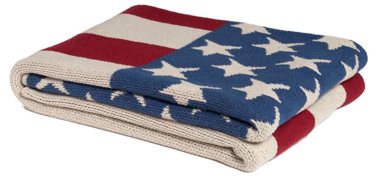 Screenshot_2018-11-16 Eco American Flag Throw, Slate One Kings Lane
