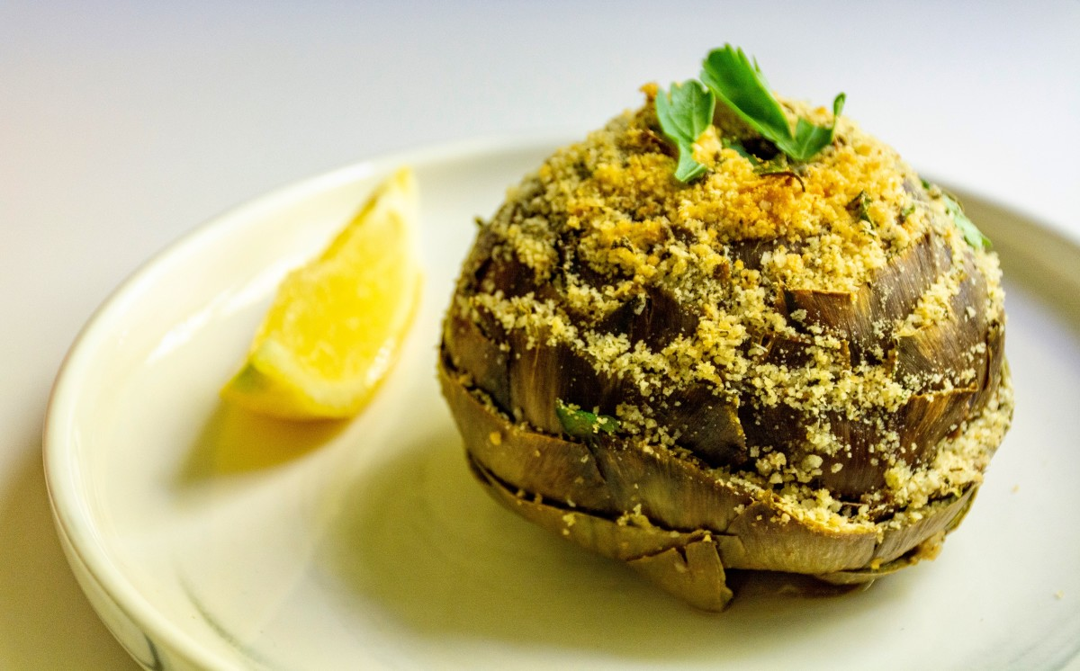 How to Make Gluten-Free Stuffed Artichokes