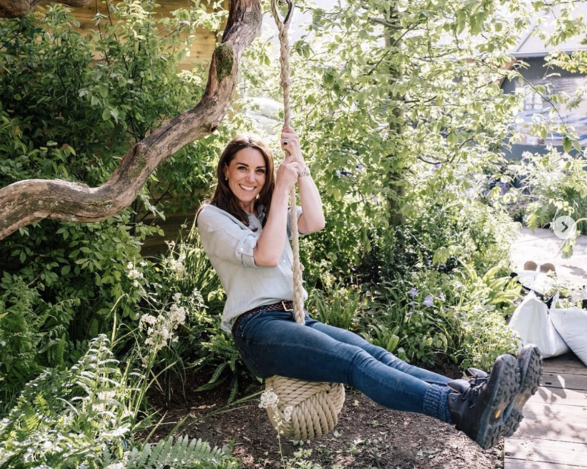 How Kate Middleton is Supporting Children's Health With Her New Garden