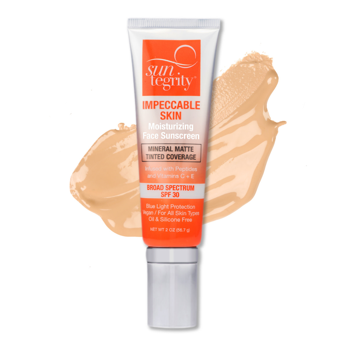 Suntegrity Impeccable Skin - Buff, Broad Spectrum SPF 30