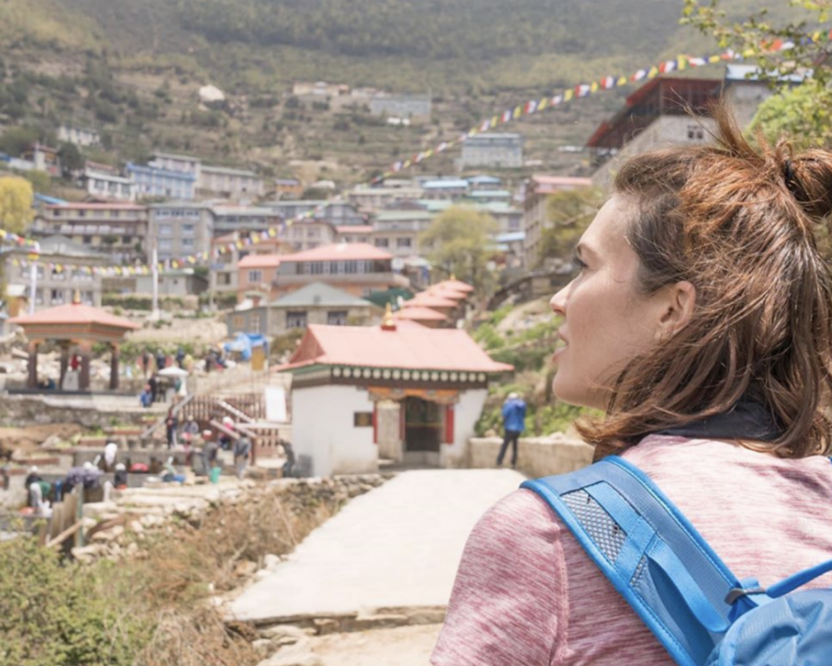 Why Mandy Moore's Hike Up Mount Everest is About the Journey Not the Destination