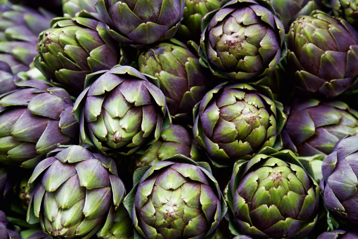 5 perennial veggies to plant once and enjoy forever