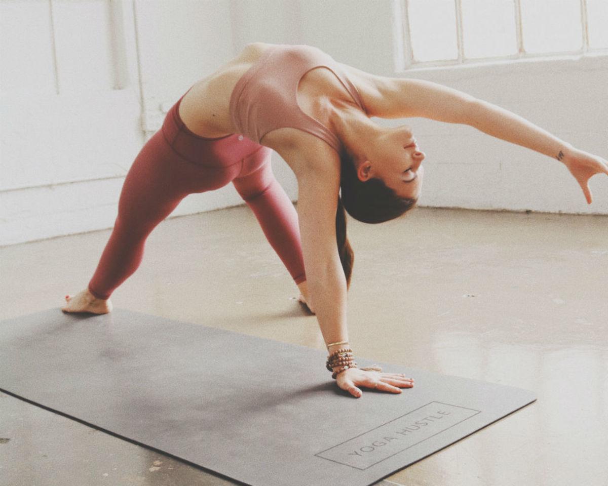 How Kate Van Horn Turns 'Pain into Purpose' Through Yoga
