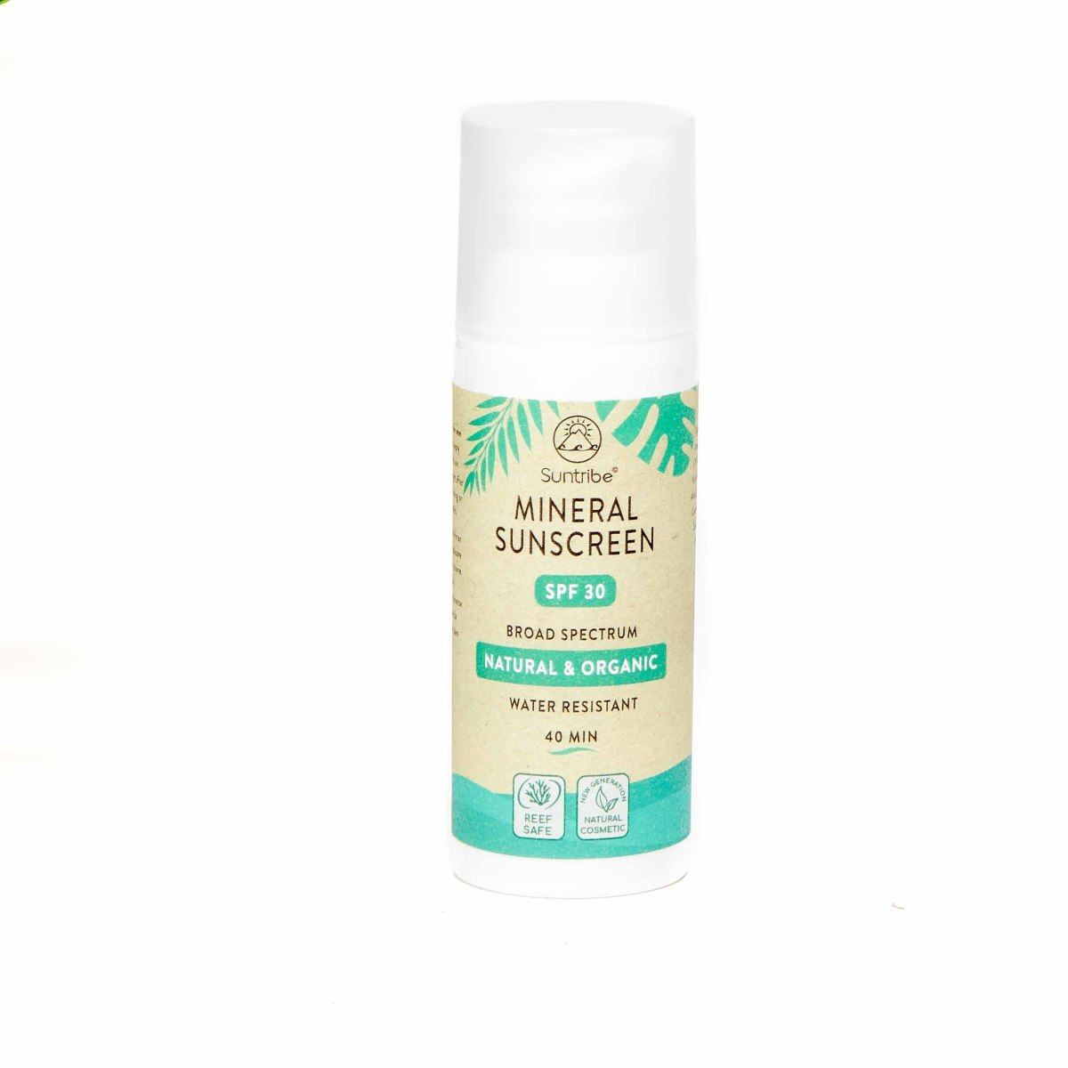 Suntribe Eco Body & Face Mineral Sunscreen
