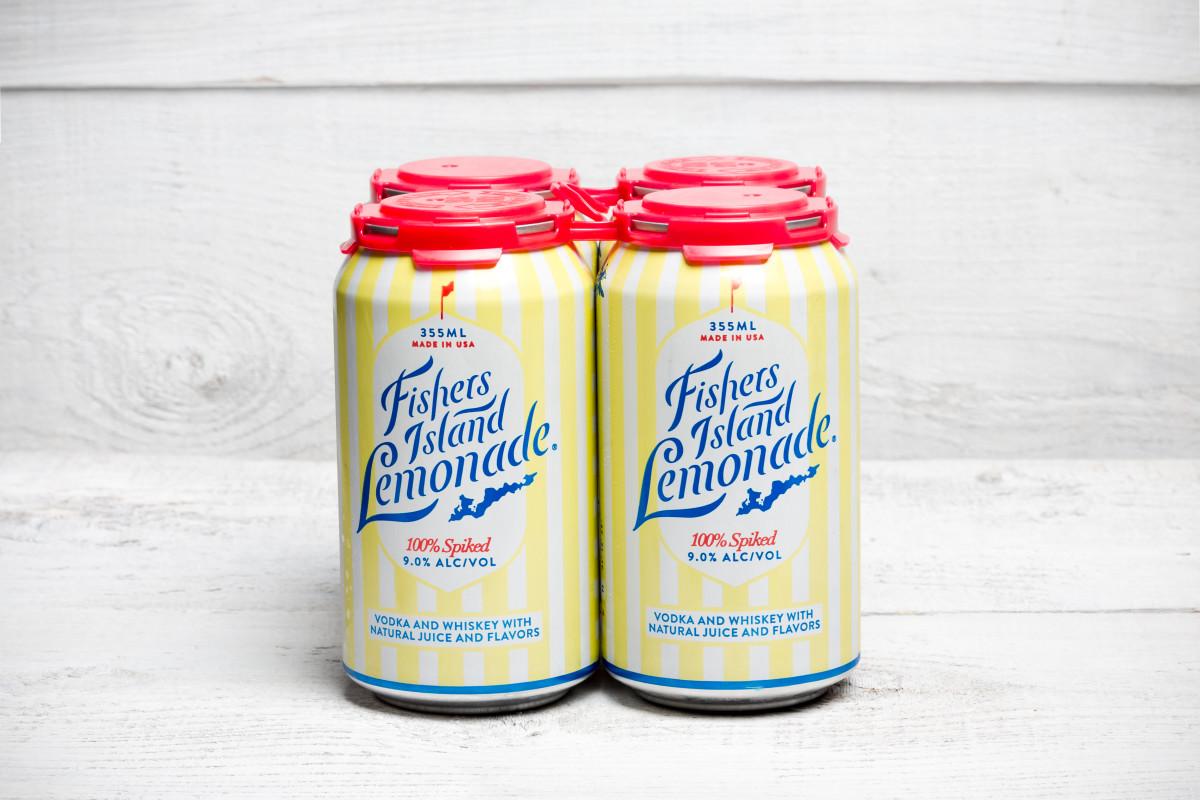 Fishers Island Lemonade 4-Pack