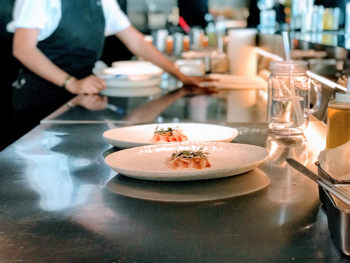 The Cape's, Manta Restaurant. Photo by Laura Lynn Klein.