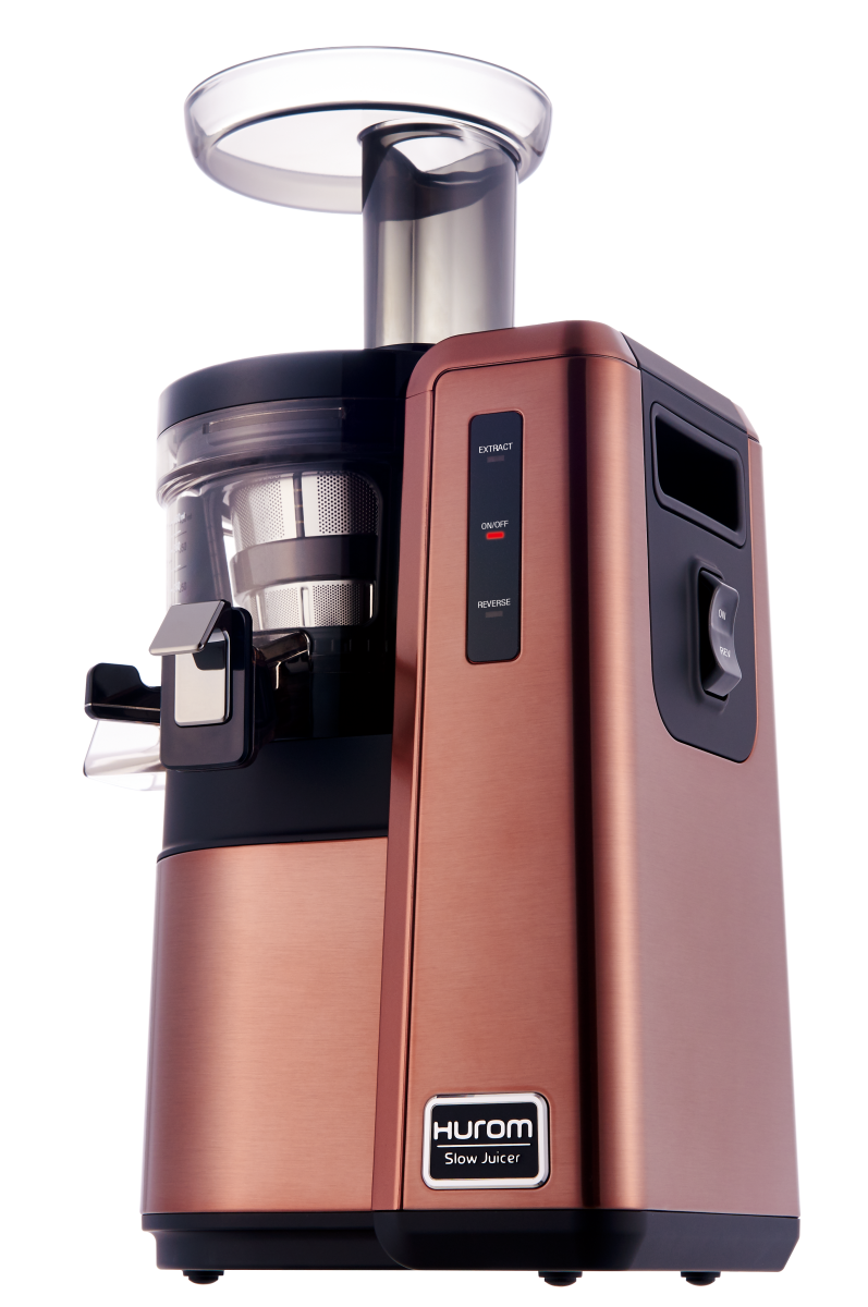 HZ Rose Gold Slow Juicer