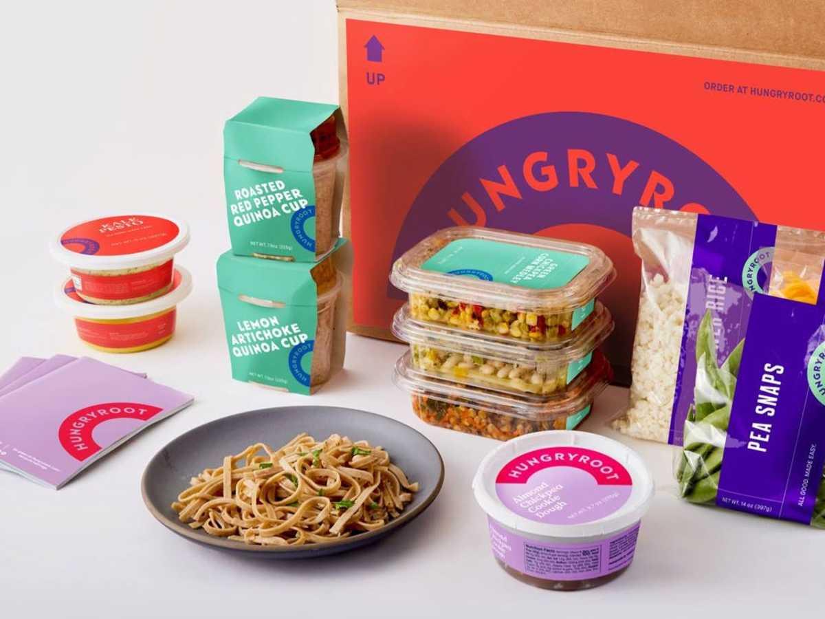7 Plant-Forward Meal Kits