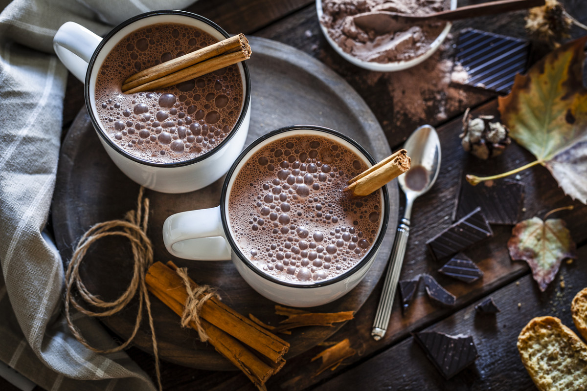 Hot Cocoa With Collagen