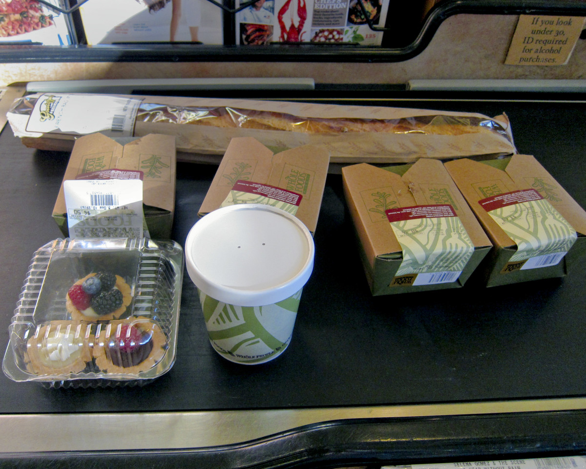 Whole Foods to Replace Cancer-Causing Hot Bar Containers
